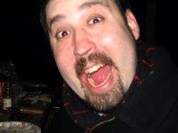 Drunk Alec at Oyster Roast