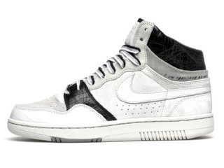 Court Force White/Black