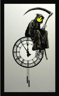 Grin Reaper print