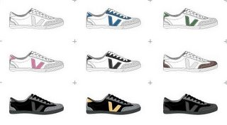 Veja Fair Trade Sneakers