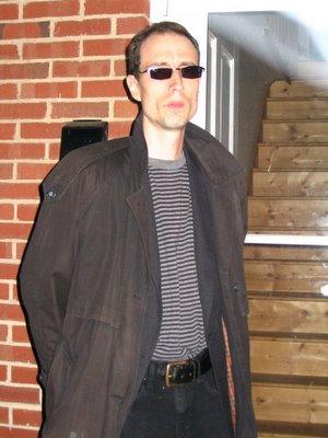 J.J. as Neo
