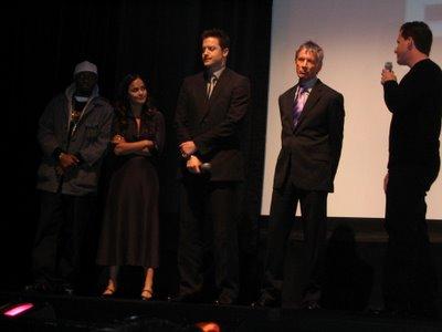 Mos Def, Alice Braga, Brendan Fraser, Scott Glenn, and Eric Eason