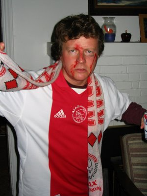 Soccer Hooligan Steve