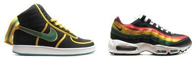 Jamaican Nikes