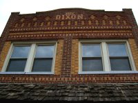 1925 Brickwork in Metropolis, IL