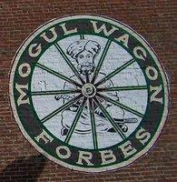 Mogul Wagon emblem