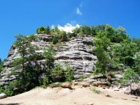 Pilot Rock, Christian County, KY