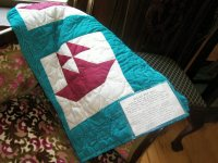 Sailing Ship quilt
