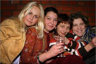Марина, Маша, Оля, Света