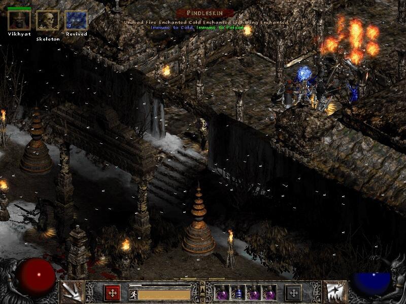 Diablo  Witchwild String Build