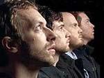 Los miembros de Coldplay