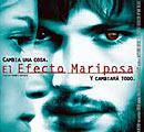 Carátula de la película Efecto Mariposa
