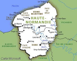 Haute normandie de patcharawadee for 76 haute normandie