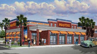 A lovely Hooters
