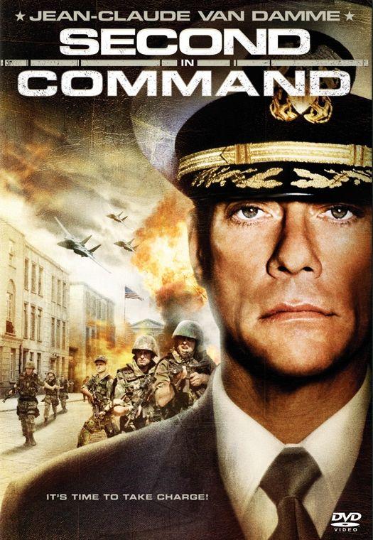 Second in Command (Jean-Claude Van Damme)