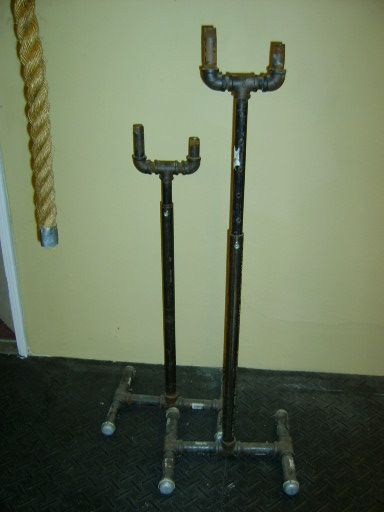 Make your own equipment for Diy squat stands