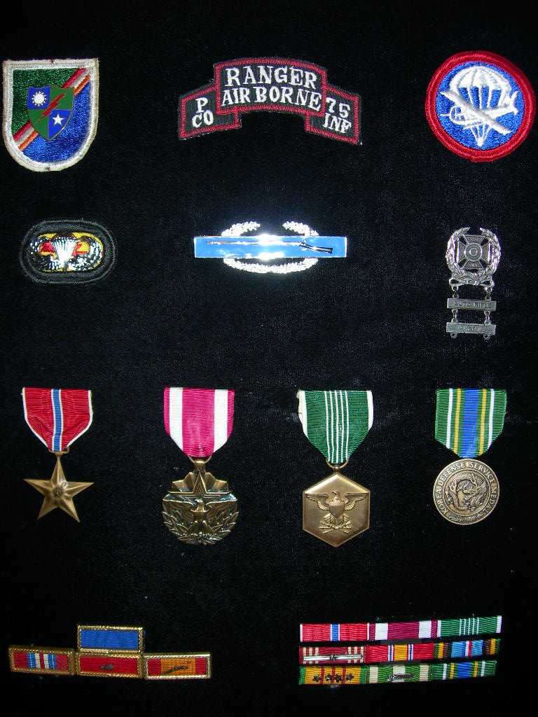 Us Army Airborne Ranger Strongp Co Airborne 75th Infantry