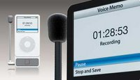 XtremeMac MicroMemo Digital Audio Recorder for iPod