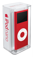 8GB Red iPod Nano