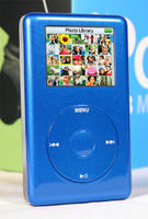 Color iPods