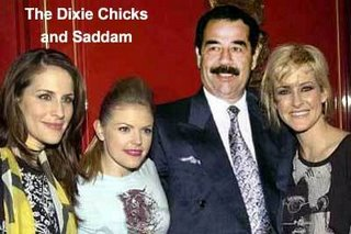 """Saddam - we wish YOU were from Texas!"""