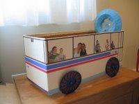 Otobüs Projesi (Kostüm veya oyuncak)