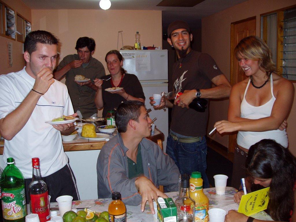 Alex In Costa Rica Wg Party