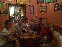 At Le Pub