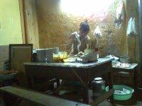 Pho stall