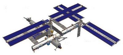 Расширение ISS