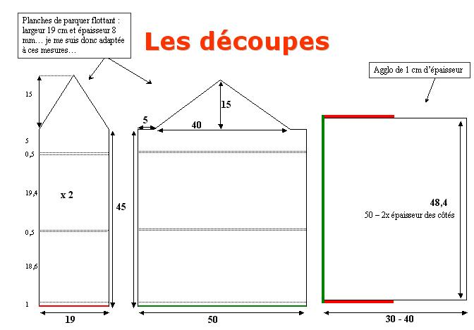 plan pour fabriquer une maison en papier. Black Bedroom Furniture Sets. Home Design Ideas