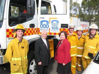 The Attorney-General tells these firemen to call off their gay marriage