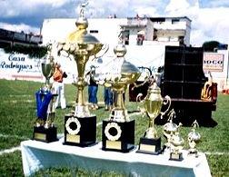 Premiação ca 4ª Copa Bandeirantes