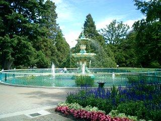 Christchurch Garden Tours Nz