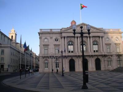 Lisbon public square
