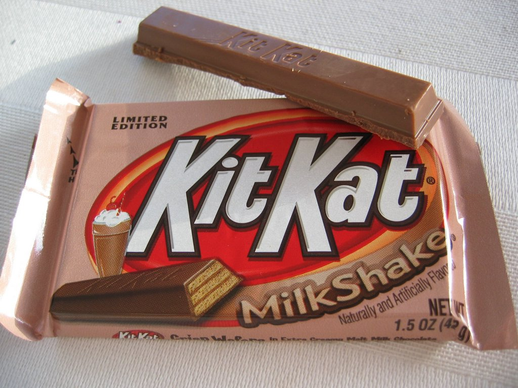 4ps for kit kat Why nestle is multinational corporate marketing essay print kit-kat's formula is almost a market penetration will also involve the 4ps which is.