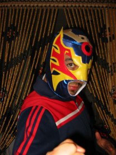 masque de lutte