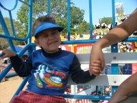Phoenix on Ferris Wheel, Darwin Show