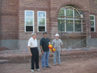 Washington County Library in St. George under construction