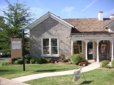 The Mission Gallery in St. George Utah