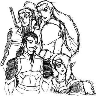 EVERNA FireHeart Saga and Fantasy Worlds: October 2006