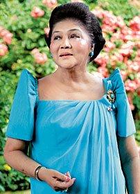 Imelda Marcos at 77