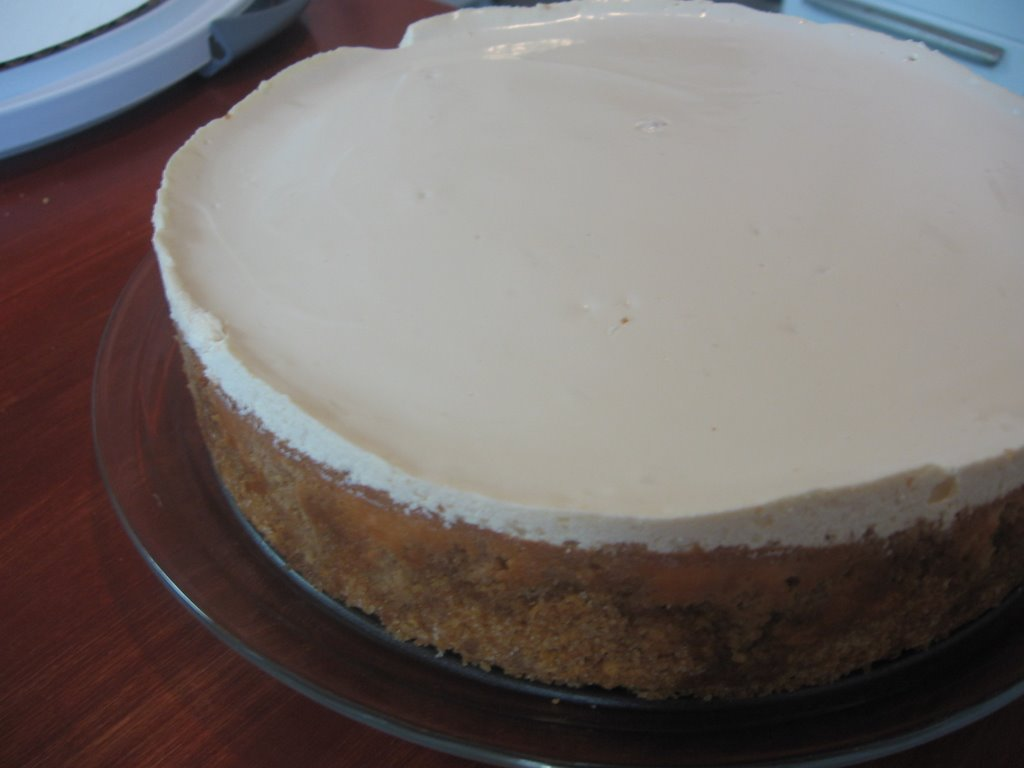 ... Gourmet Project: Three Cities of Spain Classic Cheesecake (Page 751