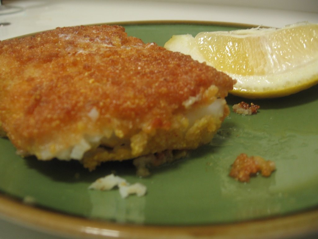 The Gourmet Project: Crispy Oven-Fried Cod (Page 301)