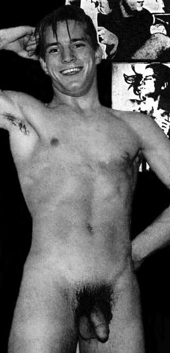 Dallesandro naked joe nude