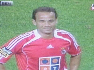 E os velhos tempos no Santos F.C.?