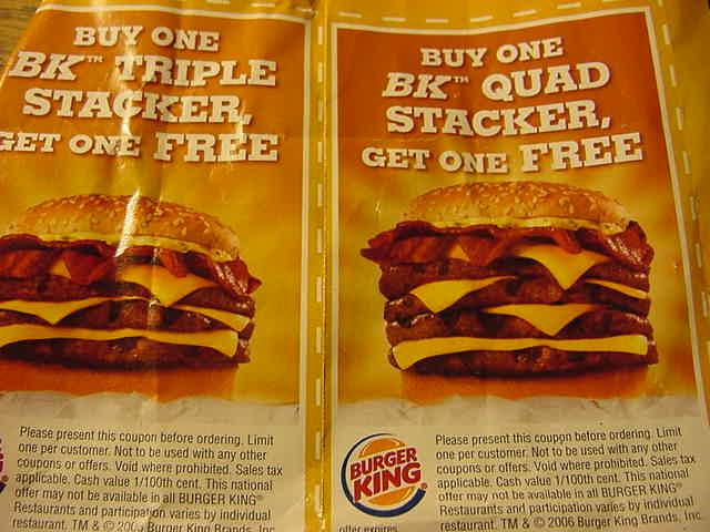 Fatty patty's coupons
