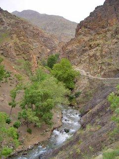 Darakeh Valley
