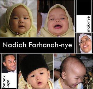 Nadiah Farhanah bt Alfian