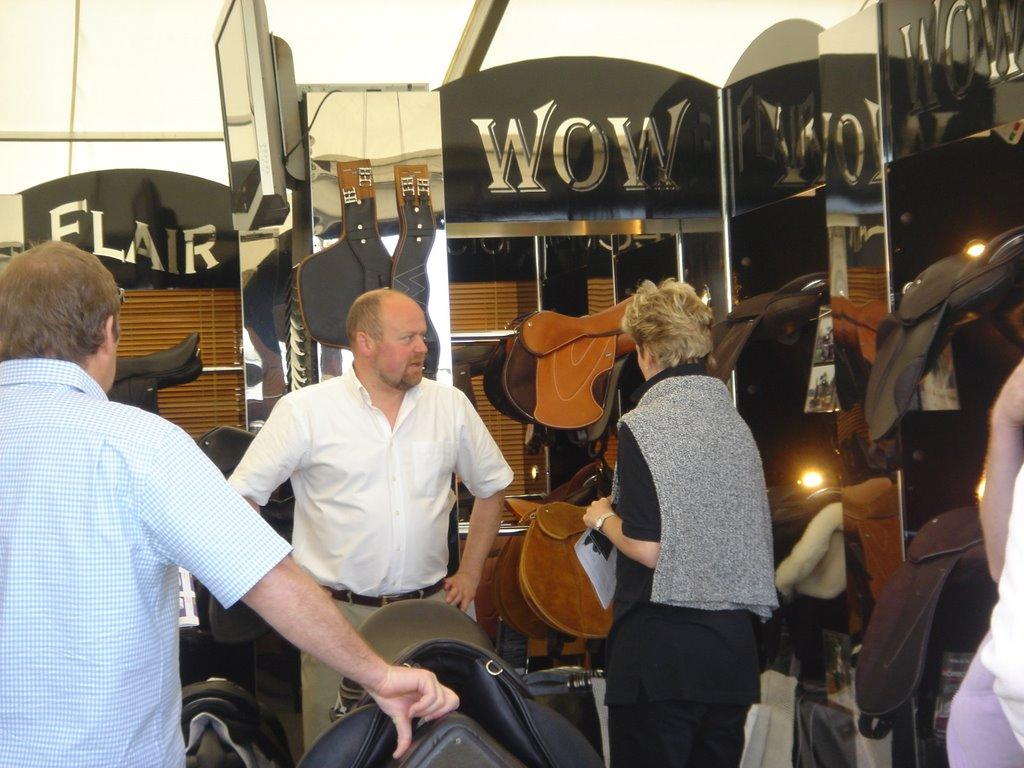 Trade Stands Badminton Horse Trials : Gambledownjasperandjan s may